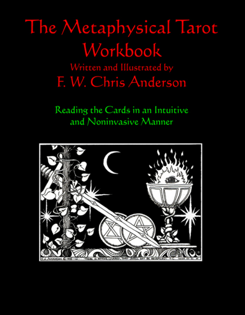 Product picture The Metaphysical Tarot Workbook